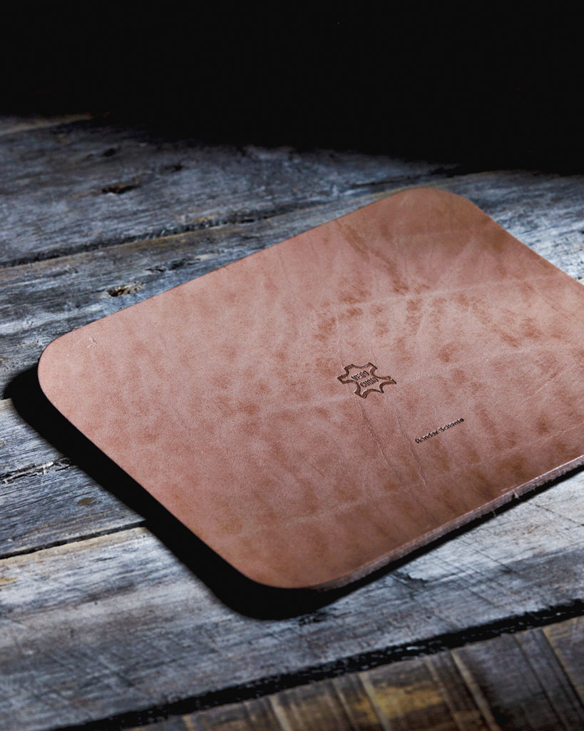 Hender Scheme Leather Mousepad (OUT OF STOCK)
