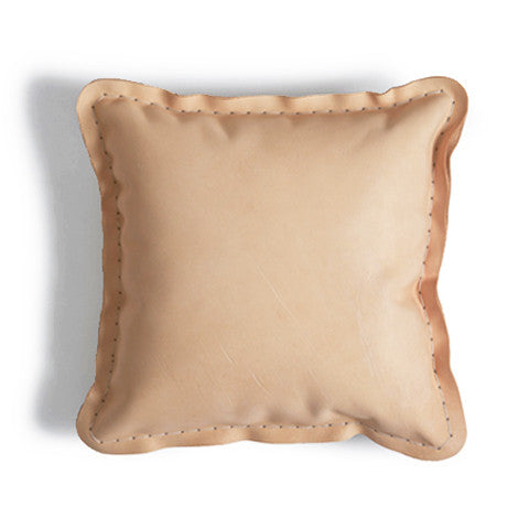 Leather Pillow (OUT OF STOCK)