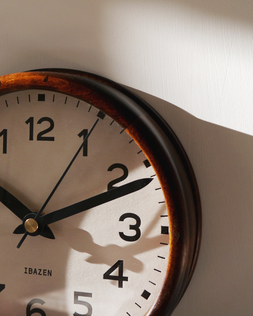 Ibazen Wall Clock