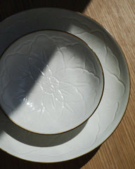 Jicon Curved Flower Dish - Large