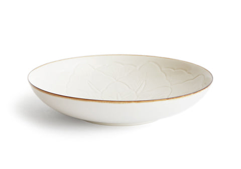 Curved Flower Dish - Large