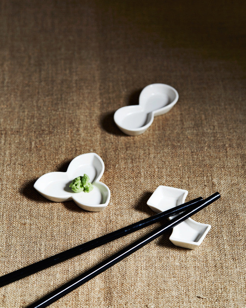 Jicon Porcelain Chopstick Rests - Futaba