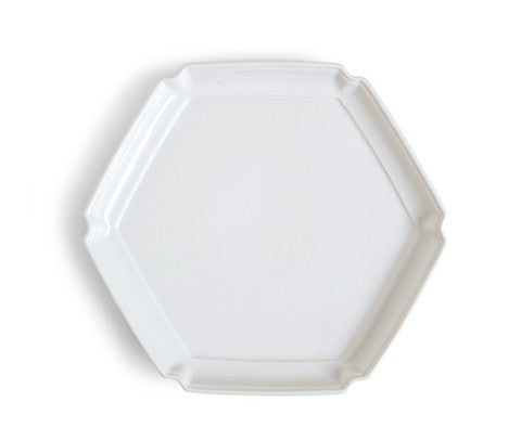 Hexagonal Serving Plate