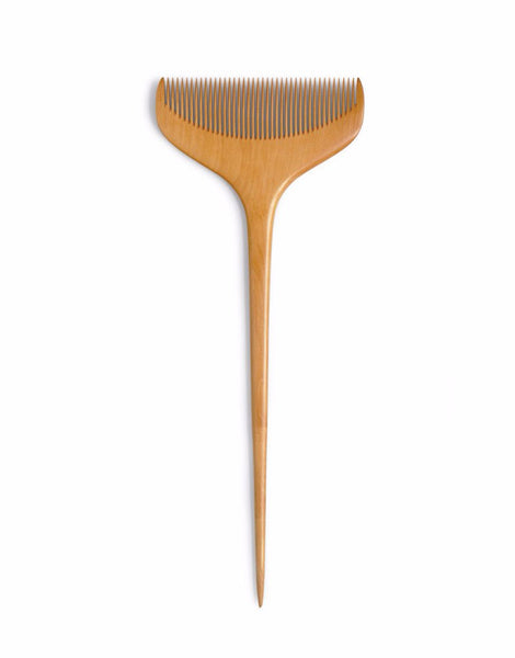 Large Sugitate Boxwood Comb
