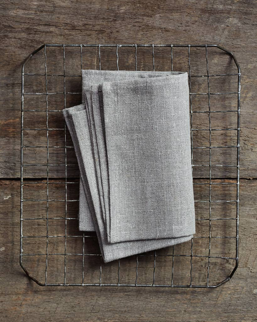 Fog Linen Work Linen Kitchen Cloth - Natural