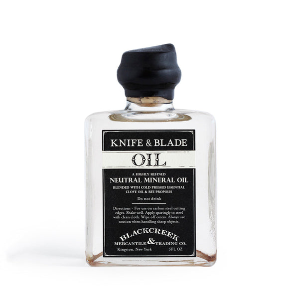 Knife and Blade Oil (OUT OF STOCK)