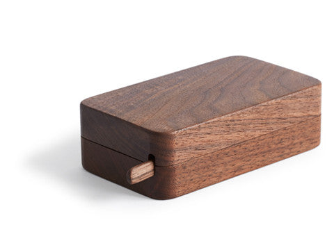 Kakudo Butter Case - Walnut