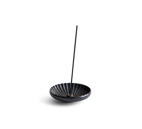 Chrysanthemum Incense Stand