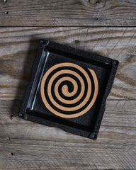 Yamasaki Design Works Mosquito Coil Incense Burner - Cloud