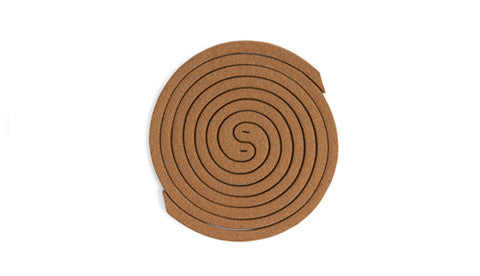 Kikka Senko Mosquito Coil Incense - 30 Pc. Set