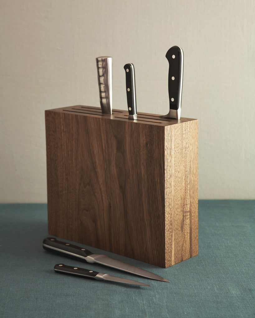 OnOurTable Knife Block