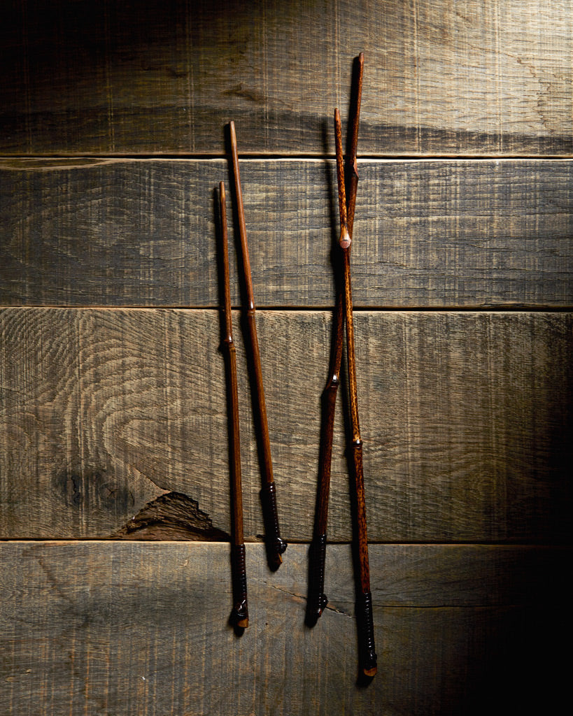 Kohchosai Kosuga Bamboo Serving Chopsticks