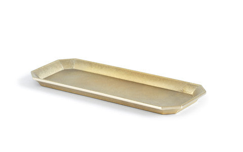 Brass Stationary Tray - Large