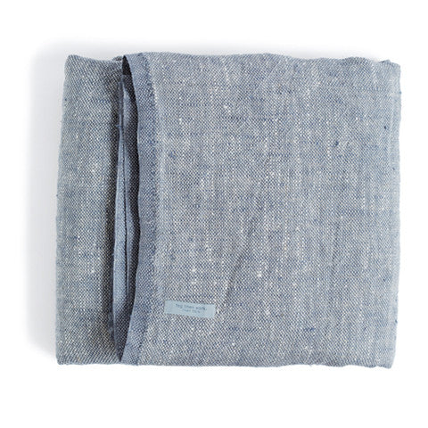 Linen Blanket - Grey (OUT OF STOCK)