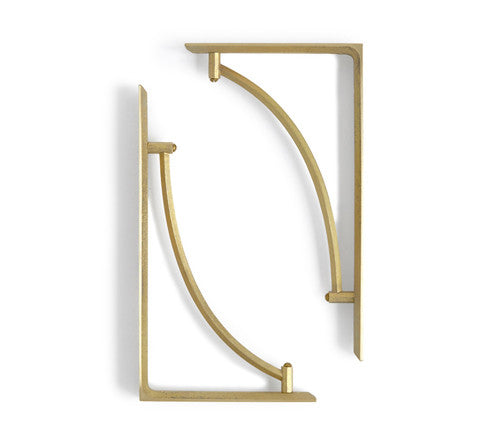 Shelf Brackets - Curved