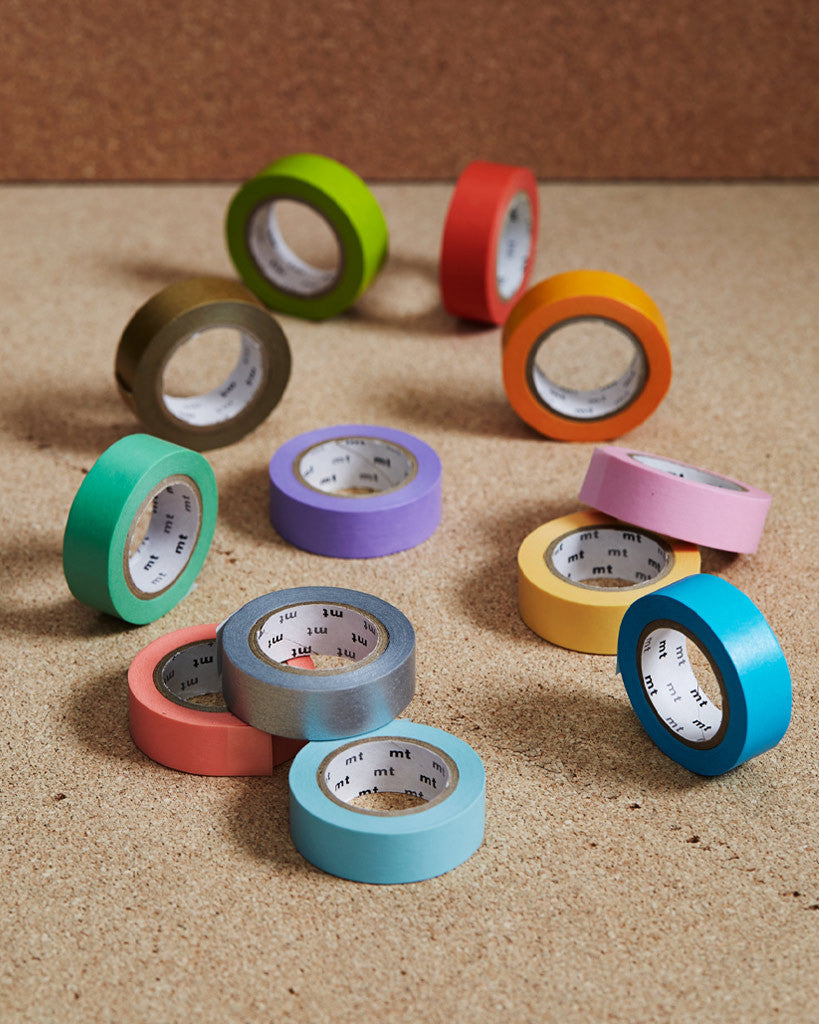 MT Washi Paper Tape - Rose Pink and Lavender (OUT OF STOCK)