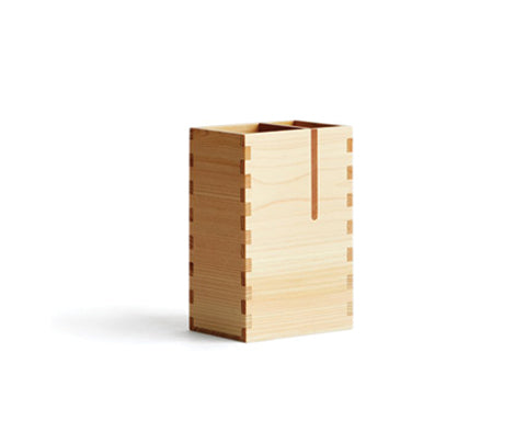 Hinoki Box - Tall