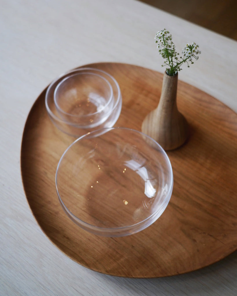 Nalata Nalata Wood Tray - Cherry Blossom (OUT OF STOCK)