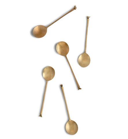 Brass Teaspoon (OUT OF STOCK)