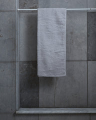 Uchino Marshmallow Grey Towels