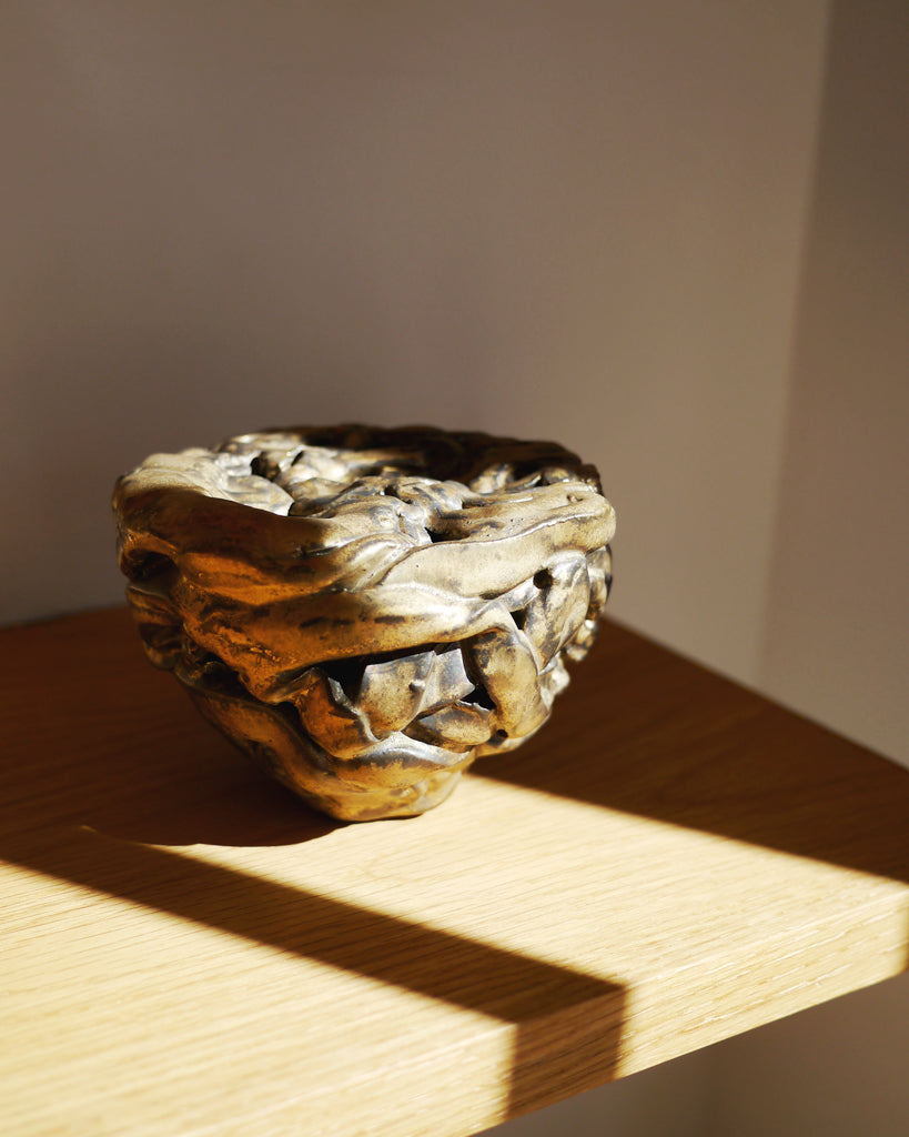 Masanobu Ando Chawan Void Sculpture (OUT OF STOCK)