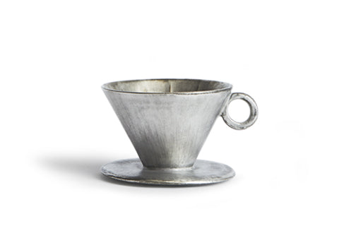 Silver Coffee Dripper