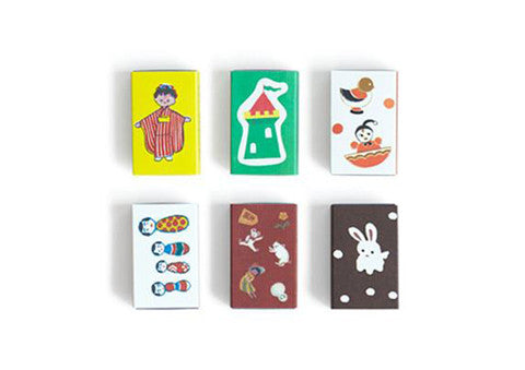 Matchbox Stickers