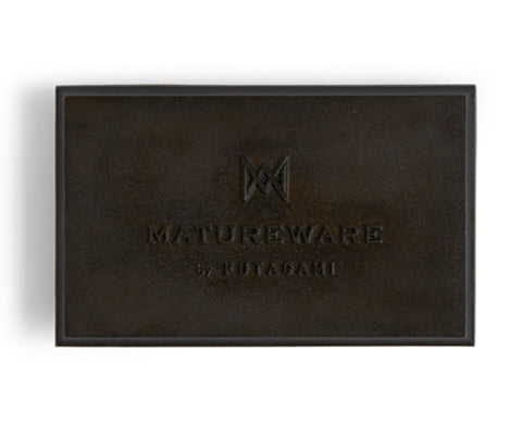 Plaque - Blackened Brass
