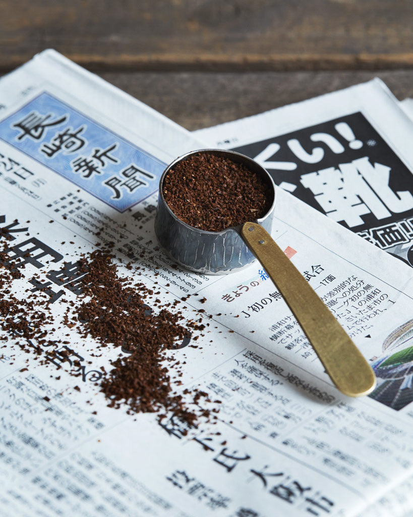 Mitsuhiro Konishi Coffee Scoop