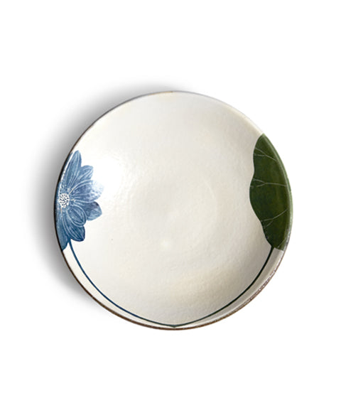 Blue Lotus Dish (OUT OF STOCK)