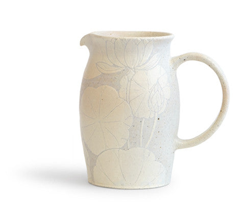Sgraffito Pitcher