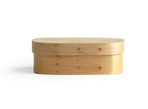 Maple Shaker Box - Large (OUT OF STOCK)