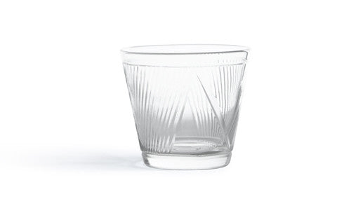 Whiskey Glass - Clear (OUT OF STOCK)