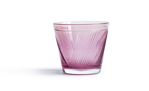 Whiskey Glass - Purple