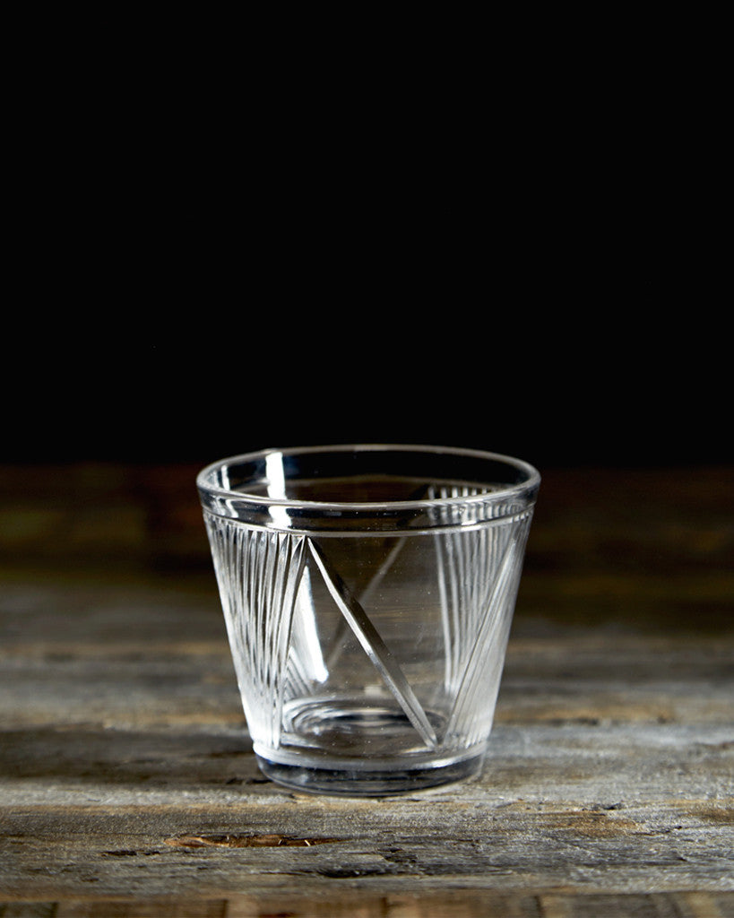 Factory Zoomer x Nalata Nalata Whiskey Glass - Clear