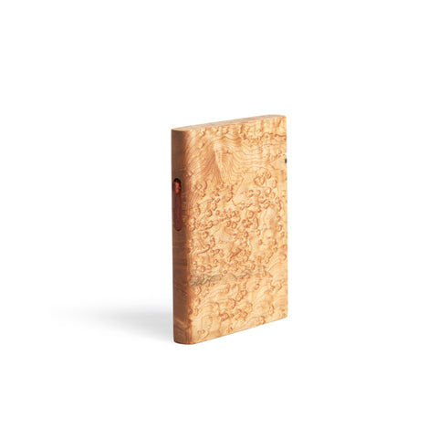 Business Card Case - Bird's Eye Maple (OUT OF STOCK)