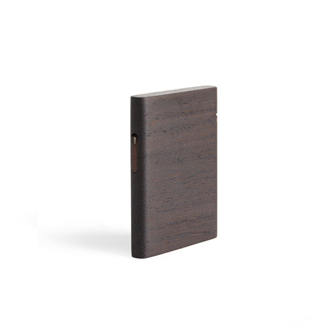 Business Card Case - Ebony