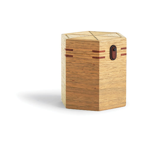 Tea Case - Beech Wood (OUT OF STOCK)