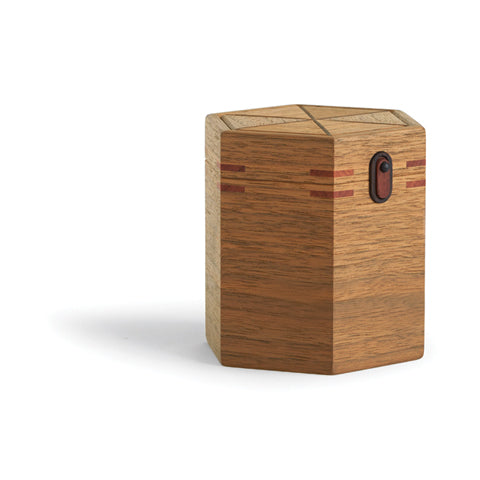 Tea Case - Japanese Oak (OUT OF STOCK)