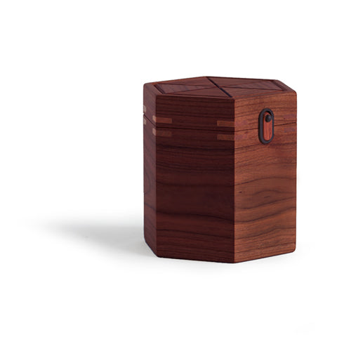 Tea Case - Rosewood (OUT OF STOCK)