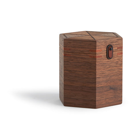 Tea Case - Walnut (OUT OF STOCK)
