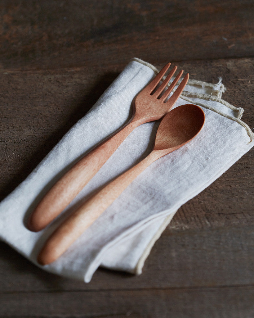 Akarino-Tane Otona Wood Spoon