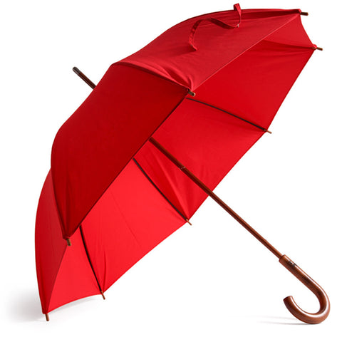 Cotton Umbrella - Red