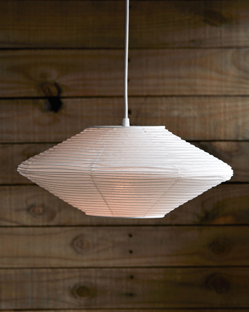 Favorite Washi Paper Pendant Lamp Shade - Diamond – Nalata Nalata PA77