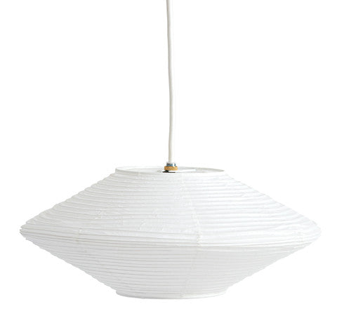 Washi Paper Pendant Lamp Shade - Diamond