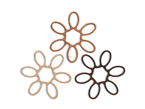 Flower Phi Coasters (OUT OF STOCK)