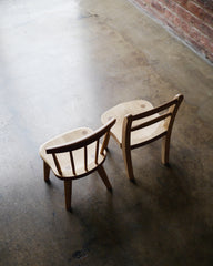 Ryuji Mitani Children's Chair - Spindle Back