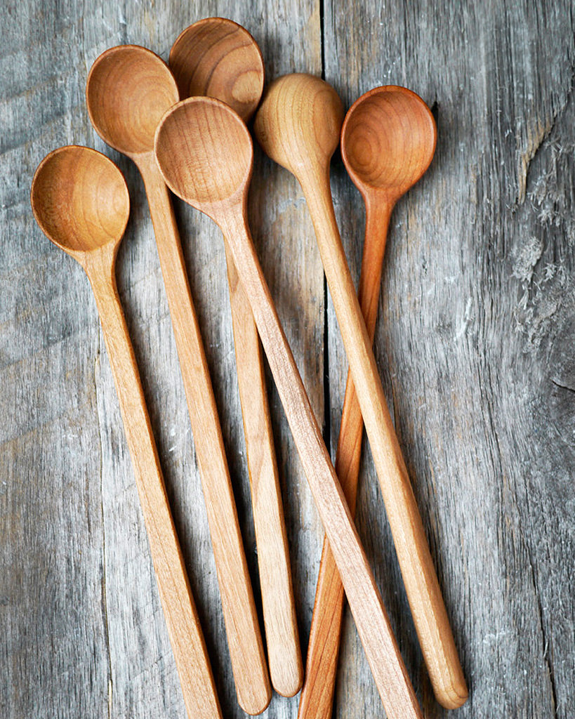 Ryuji Mitani Wooden Honey Spoon (OUT OF STOCK)
