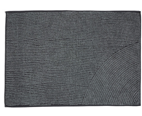 SU Sekitei Charcoal Bath Mat (OUT OF STOCK)