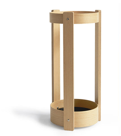 Umbrella Stand - White Oak
